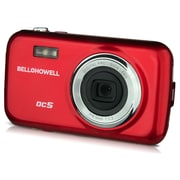 Bell & Howell Fun-Flix DC5 Kids Digital Camera, Red