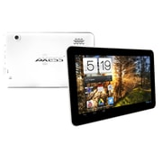 Axess® TA2513 10 8GB Google Play Tablet, RockChip Dual-Core 3168, White
