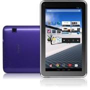 iView® 774TPC SupraPad 7 8GB Tablet PC, ARM Dual-Core Cortex A7, Purple