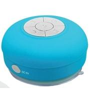 Supersonic® SC-1364BT Portable Bluetooth Rechargeable Shower Speaker, Blue
