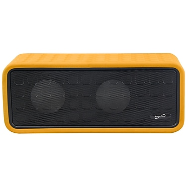 Supersonic® SC-1366BT Portable Bluetooth Rechargeable Speaker, Orange