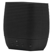 Supersonic® SC-1362BT Portable Bluetooth Rechargeable Speaker With Micro SD Card Slot, Black