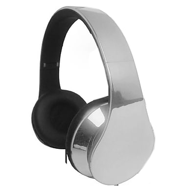 Supersonic® IQ sound® IQ-215 High Performance Headphones, Silver