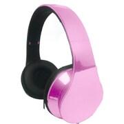 Supersonic® IQ sound® IQ-215 High Performance Headphones, Pink