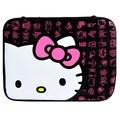Hello Kitty 14in. Laptop Sleeve, Black