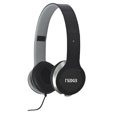 Naxa® NE-930 Flash Headphones, Black