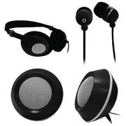 Craig® 3 in 1 Audio Combo Pack, Black