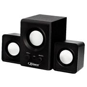 Zenex® 93587430M 2.1 Channel USB Powered Speaker System, Black