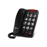 Zenex® ZN-TP5143 Single Line Corded Phone, Black
