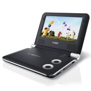 Coby® TFDVD7009 7 TFT Portable DVD/CD/MP3 Player