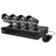Swann™ DVR8-1000 8 Channel D1 Digital Video Recorder With 4 x PRO-530 Cameras