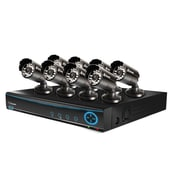 Swann™ DVR8-3200 8 Channel 960H Digital Video Recorder With 8 x PRO-642 Cameras