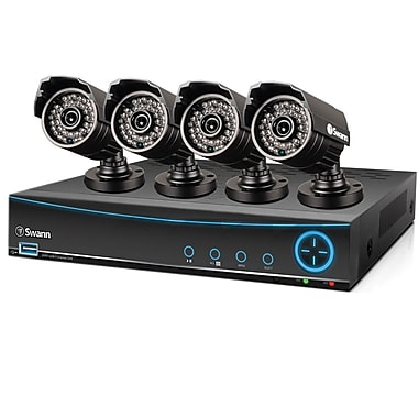 Swann™ DVR8-3200 8 Channel 960H Digital Video Recorder With 4 x PRO-642 Cameras