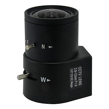 Avemia® LR2D8T12MP 2.8 - 12 mm f/1.6 Mega Pixels Lens
