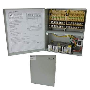 Avemia® PB10A18D1 12 VDC 18 Channel Power Supply