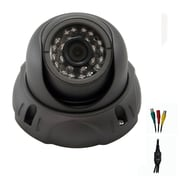 Avemia® CMDM181 HD-SDI Night Vision Weather Proof Dome Camera, Black