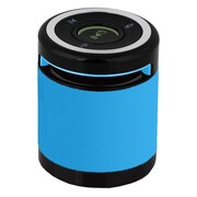 Supersonic® SC-1361BT Portable Bluetooth Rechargeable Speaker With FM Radio, Blue