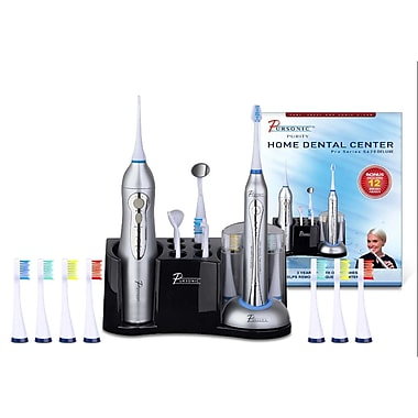 Pursonic™ Deluxe Home Dental Center