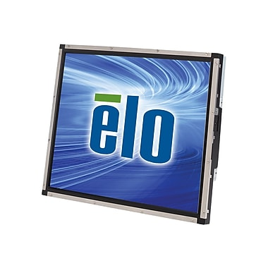 ELO 1937L 19in. Black/Steel LCD Touchscreen Monitor