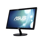 "Asus VS208N-P 20"" Black LED-Backlit LCD Monitor, DVI"