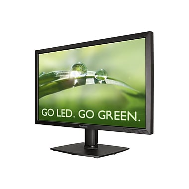ViewSonic VA2451M-LED 24in. LCD Monitor, Black
