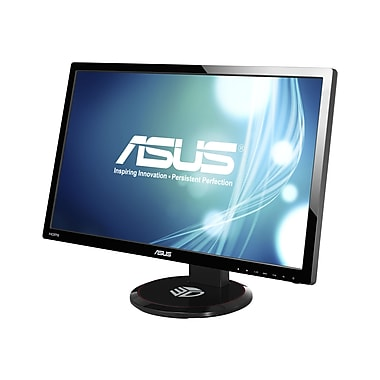 Asus VG278HE 27in. Black LED-Backlit LCD Monitor, HDMI, DVI