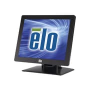 "ELO 1517L 15"" AccuTouch Multifunction Desktop Touchmonitor, Black (E144246)"