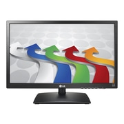 "LG 19CNV42K-B 19"" Black LED-Backlit Monitor, DVI"