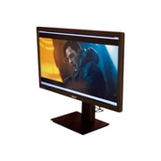 "Asus PB278Q 27"" Black LED-Backlit Monitor, HDMI, DVI"