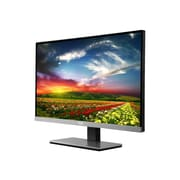"AOC I2367FH 23"" Black/Silver LED Monitor, 2 HDMI, DVI"