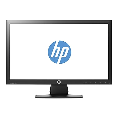 HP ProDisplay P221 21.5in. Black LED-Backlit Monitor, DVI