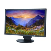 "NEC MultiSync EA234WMI-BK 23"" Black LED-Backlit LCD Monitor, HDMI, DVI"