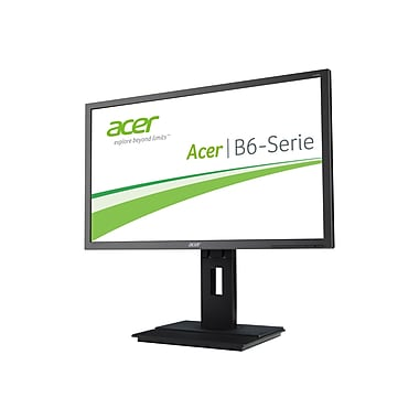 Acer B246HLymdr 24in. LCD Monitor, Black
