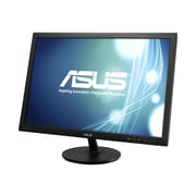 "Asus VS24AH-P 24"" Black LED-Backlit LCD Monitor, HDMI, DVI"