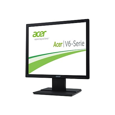Acer UM.BV6AA.001 17in. LCD Monitor, Black