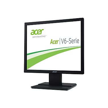 Acer V176L 17in. LCD Monitor, Black