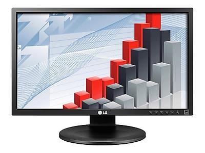 """""LG 24MB35PY-B 24"""""""" Matte Black LED-Backlit LCD Monitor, DVI"""""" IM1TX1213"