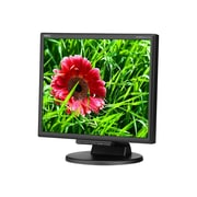 "NEC MultiSync E171M-BK 17"" Black LED-Backlit LCD Monitor, DVI"