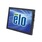 "ELO 1938L 19"" Black LCD Touchscreen Monitor, DVI"