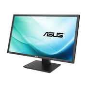 "Asus PB287Q 28"" Black LCD Monitor, HDMI"