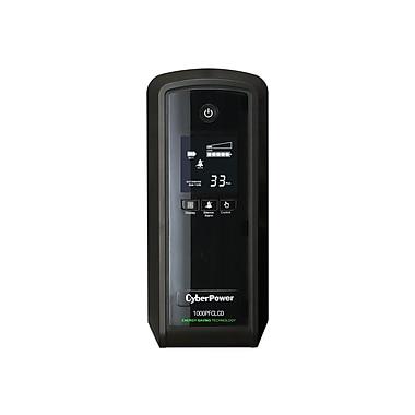 CyberPower CP1000PFCLCD PFC Sinewave UPS 1000VA, 600 Watt, 10-Outlets