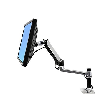 Ergotron® 45241026 Articulating LCD Arm, 20 lbs.