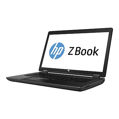 HP ZBook 17 Mobile Workstation - 17.3in. - Core i7 4700MQ - Windows 7 Pro 64-bit / 8 Pro downgrade - 16 GB RAM - 750 GB HDD