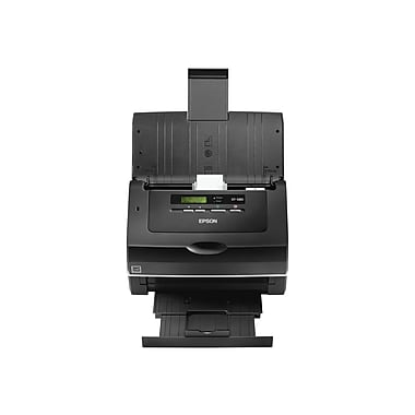 Epson WorkForce Pro GT-S80 Sheetfed and One-pass Duplex Color Scanner, Black