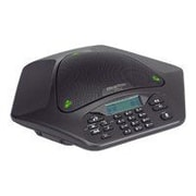 ClearOne 910-158-400 Max Single Line Cordless Tabletop Conference Phone, Black
