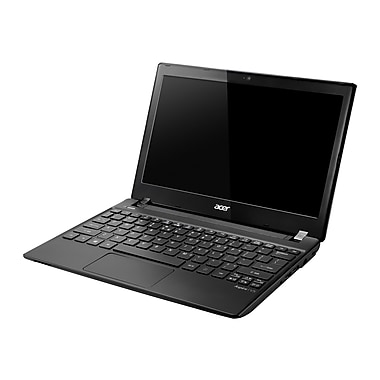 Acer Aspire V5 -131-2680 11.6in. LCD Intel Celeron 1017U 500 GB HDD, 4 GB, Windows 7 Home Premium 64-bit Laptop, Black
