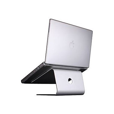 Rain Design mStand Laptop Stand, 6in.(H) x 10in.(W) x 9in.(D), Silver