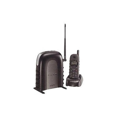 EnGenius DURAFON 1X Single Line Cordless Phone System, Black