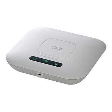 Cisco™ WAP321 Wireless-N Selectable-Band Access Point with Power over Ethernet, Up to 300 Mbps