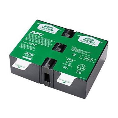 APC® APCRBC124 Replacement Battery Cartridge